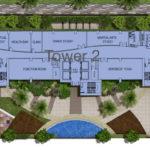 ギャレリア レジデンス タワー2の共用施設