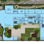 ギャレリア レジデンス タワー3の共用施設