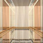 ミ カーサのエレベーター イメージ図